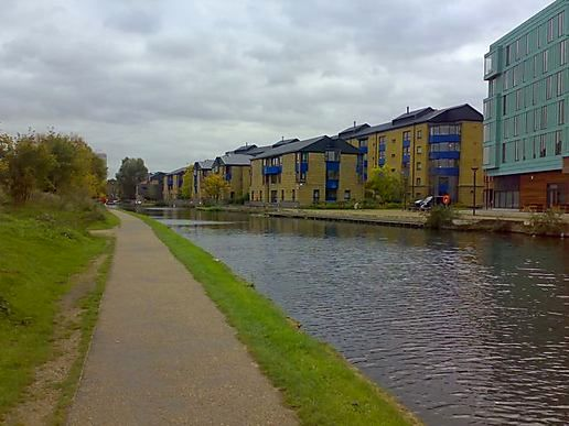 Architecture of the Regent's canal