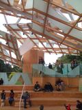 Around the Gehry Pavilion