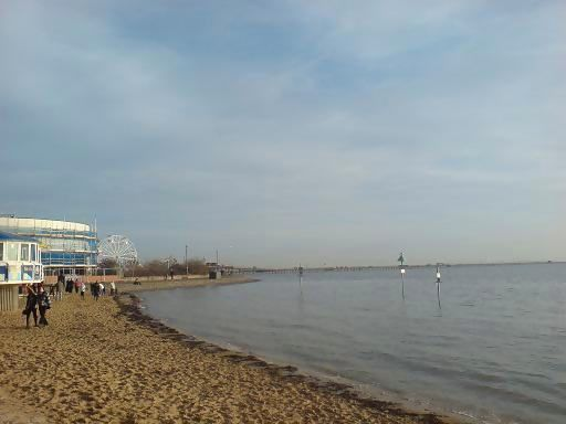 """London-on-Sea"" (Southend)"