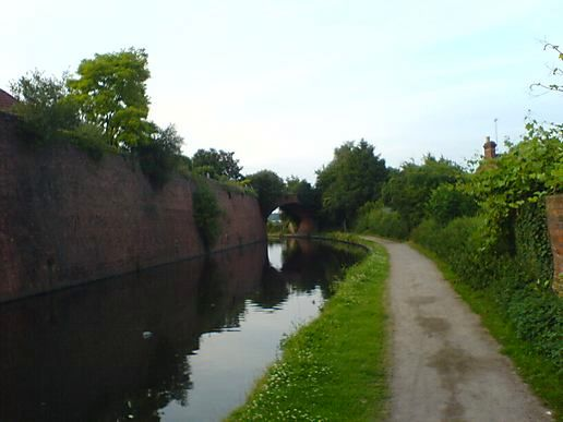 Stourport Canal