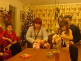 Family game of Uno