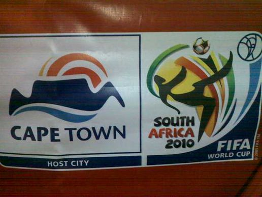 is at the Cape Town FIFA opening jol