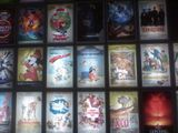 small part of the wall of disney movies poster...can never not see the naked chic