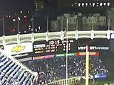 16-4 yankees in the 8th. :D