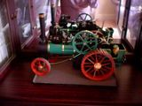 Finished Traction Engine