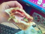 Subway lunch too :) BMTtastic