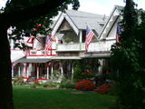 'Gingerbread houses' of Martha's vineyard