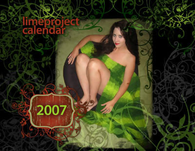 limeproject calendar cover