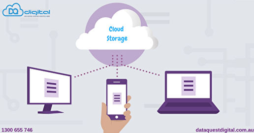 Never Lose Your Data Again - Cloud Backup Storage