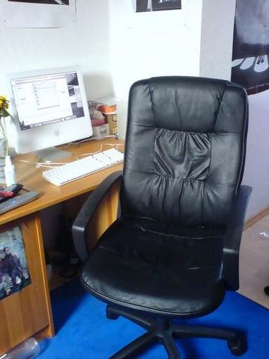 New chair!! :D
