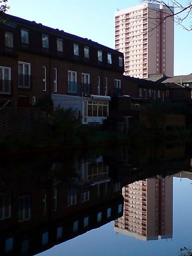 regents and hertford union canals