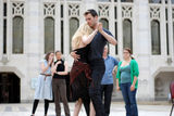 Finnish Tango at Guildhall Yard