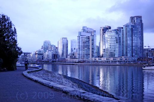 Reflecting on Vancouver