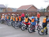 Year 5 take to the Road..
