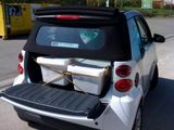 How to take the recycling to the tip in a smart car