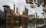 Melbourne from Southbank