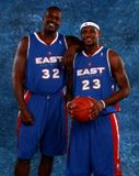 Shamone! shaq and lebron together