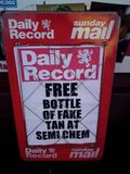 only in Glasgow…..