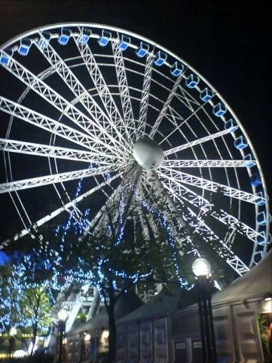 The obligatory birmingham wheel picture