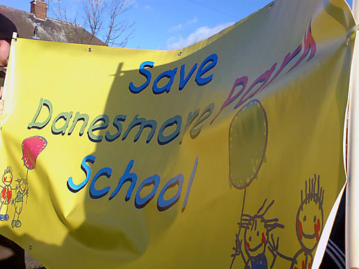 SAVE OUR SCHOOL - Rally!!