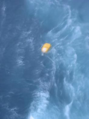Recovering the sonobuoy