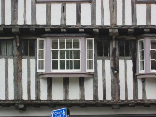 Tudor Windows tudor windows for bronxelf, at euphro's moblog