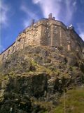 Arse End of Edinburgh Castle