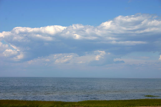 Cape Cod clouds