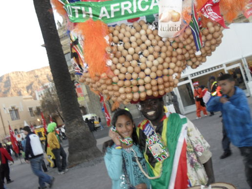 World Cup South Africa, south Africa 2010, Famous Eggman, The world Famous Eggman, Fifa Fan Fest, Fifa Fan Fest 2010, World Cup,
