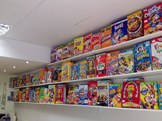 Cereal Cafe Duke Street Dennistoun