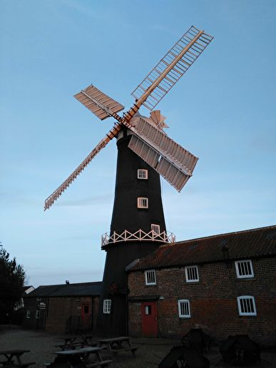 OOS: Skidby Windmill