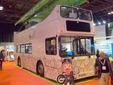 Bus at Tradeshow