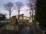 Carfin Grotto - Irish Memorial