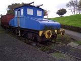 Electric Loco, Tanfield