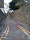 strawberry bank lane Dundee - thin road, limited parking