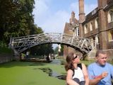 What a lovely weekend to visit Cambridge