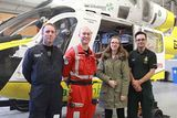 I am running the London Marathon in aid of the Essex Air Ambulance