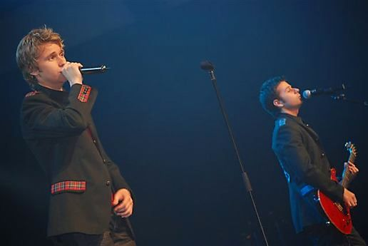 The MacDonald Brothers - Choices for Life - Aberdeen 2008