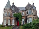 The place we stayed in Oban
