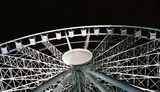 Wheel by night