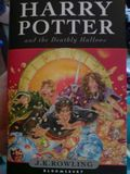 Harry Potter and the Deathly Hallows adventure!!!