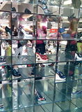 Kaleidoscope shoe shopping