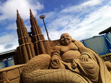 Weston Super-Mare Sand Sculpture Festival