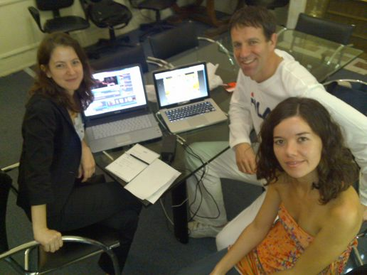 ALA exchange and workshops, in Buenos Aires (Argentina).