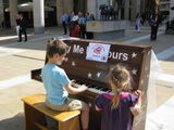 Pianos in London