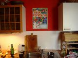 My Art in their Kitchen. (23.12.)