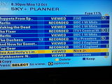 Sky+ FAIL - read the synopsis of Ben and Holly on Nick Junior