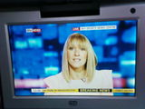 Sky Sports News tries to look like Leslie Judd circa. 1976