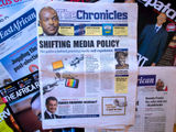 The Chronicles - a new newspaper launches in Rwanda