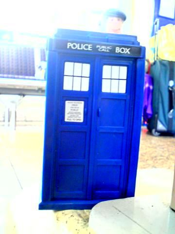 My own tardis